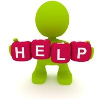 Pomoć na sred ulice