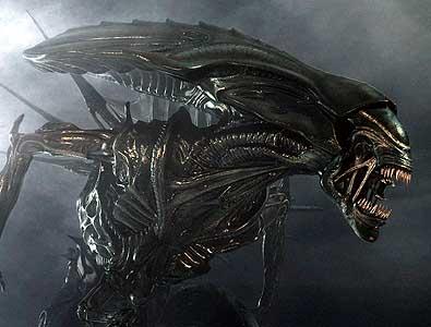 da vas prosvetlim - alien
