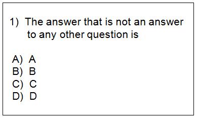 Test pitanje iz informatike