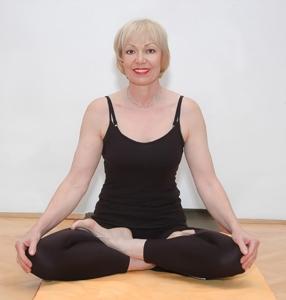 Yoga studio Irena