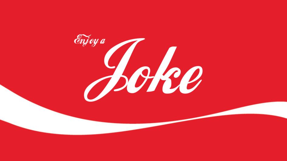 a joke šala